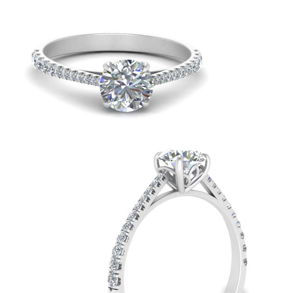 0.75-Ct.-graduated-round-cut-diamond-engagement-ring-in-FDENS3102RORANGLE3-NL-WG
