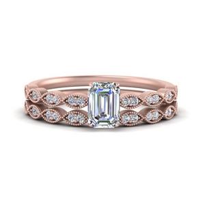 antique-emerald-cut-delicate-diamond-wedding-ring-set-in-FD1069EM-NL-RG