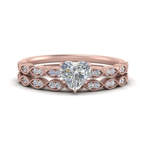 antique-heart-shaped-delicate-diamond-wedding-ring-set-in-FD1069HT-NL-RG