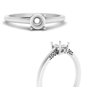 modern-solitaire-semi-mount-engagement-ring-in-FD121974SMRANGLE3-NL-WG