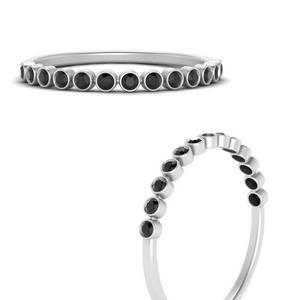 bezel-set-round-black-diamond-wedding-band-in-FD122968BGBLACKANGLE3-NL-WG
