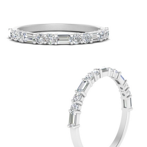 baguette-and-round-diamond-thin-stack-wedding-band-in-FD123092BANGLE3-NL-WG