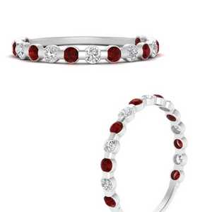 delicate-floating-diamond-wedding-band-with-ruby-in-FDENS3137BGRUDR-ANGLE3-NL-WG