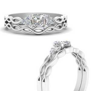 infinity-accented-asscher-diamond-wedding-rings-in-FD67847ASANGLE3-NL-WG