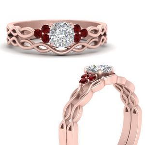 infinity-accented-cushion-ruby-wedding-rings-in-FD67847CUGRUDRANGLE3-NL-RG