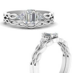 infinity-accented-emerald-cut-diamond-wedding-rings-in-FD67847EMANGLE3-NL-WG
