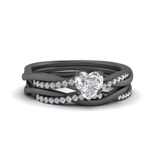 twisted-pave-heart-shaped-engagement and-wedding-ring-set-in-FD8253HT-NL-BG