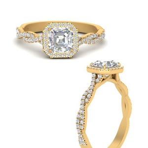 infinity-asscher-cut-halo-diamond-engagement-ring-in-FD9140ASRANGLE3-NL-YG