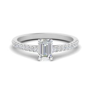 u-prong-thin-emerald-cut-diamond-engagement-ring-in-FD9154EMR-NL-WG