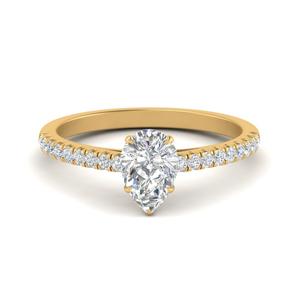u-prong-thin-pear-shaped-diamond-engagement-ring-in-FD9154PER-NL-YG