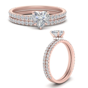 three-quarter-heart-shaped-diamond-gallery-bridal-ring-set-in-FD9168HTANGLE3-NL-RG