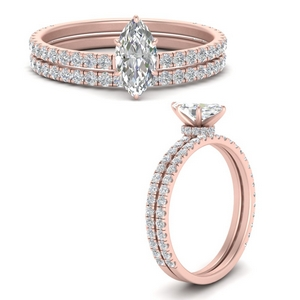 three-quarter-marquise-cut-diamond-gallery-bridal-ring-set-in-FD9168MQANGLE3-NL-RG