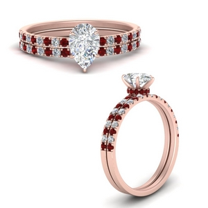 hidden-halo-half-way-pear-shaped-diamond-wedding-ring-set-with-ruby-in-FD9168PEGRUDRANGLE3-NL-RG