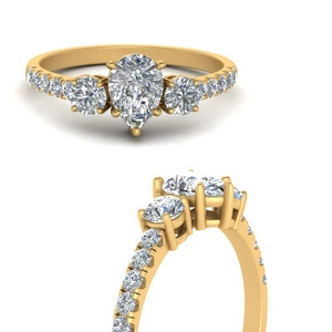petite-micropave-pear-shaped-three-stone-diamond-engagement-ring-in-FD9383PERANGLE3-NL-YG