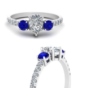 petite-micropave-pear-shaped-three-stone-diamond-engagement-ring-with-sapphire-in-FD9383PERGSABLANGLE3-NL-WG