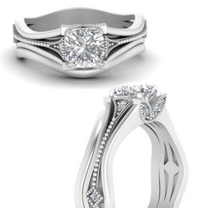Platinum Bridal Ring Sets