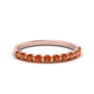 0.25-carat-single-prong-orange-sapphire-wedding-band-in-FD9478B(0.25ct)-GSAOR-NL-RG-GS