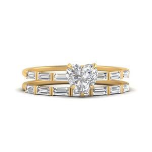 baguette-heart-shaped-wedding-band-sets-in-FD9579HT-NL-YG