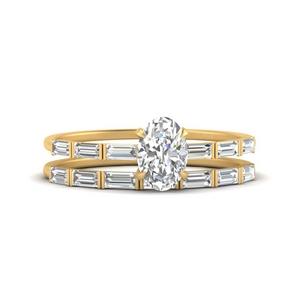 baguette-oval-shaped-wedding-band-sets-in-FD9579OV-NL-YG