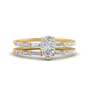 baguette-pear-shaped-wedding-band-sets-in-FD9579PE-NL-YG