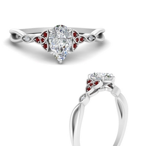 celtic-knot-split-pear-shaped-diamond-engagement-ring-with-ruby-in-FD9609PERGRUDRANGLE3-NL-WG