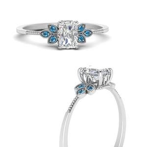 leaf-diamond-radiant-engagement-ring-with-blue-topaz-in-FD9615RARGICBLTOANGLE3-NL-WG