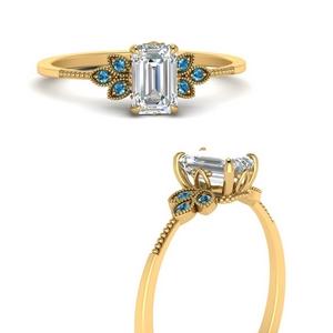 leaf-diamond-emerald-cut-engagement-ring-with-blue-topaz-in-FD9615EMRGICBLTOANGLE3-NL-YG