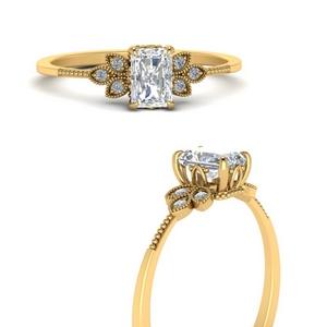 leaf-diamond-radiant-engagement-ring-in-FD9615RARANGLE3-NL-YG