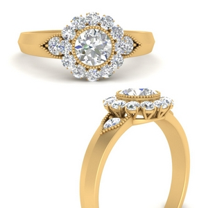 victorian-round-diamond-antique-engagement-ring-in-FD9645RORANGLE3-NL-YG