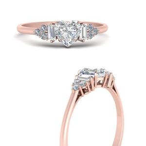 Lab Grown Diamond Cluster Ring