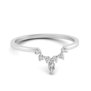 curved-crown-diamond-wedding-band-in-FD9670B-NL-WG