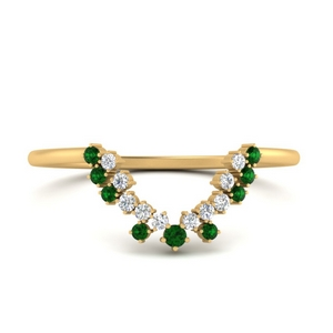 curved-band-for-oval-diamond-ring-with-emerald-in-FD9700BGEMGR-NL-YG