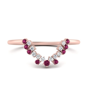 curved-band-for-oval-diamond-ring-with-pink-sapphire-in-FD9700BGSADRPI-NL-RG