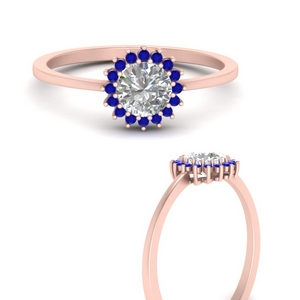 sunflower-round-halo-sapphire-engagement-ring-in-FD9704RORGSABLANGLE3-NL-RG