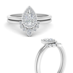pear-halo-engagement-ring-and-bezel-set-curved-diamond-band-in-FD9719PEANGLE3-NL-WG