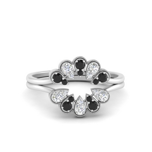pear-shape-solitaire-ring-enhancers-with-black-diamond-in-FD9724BGBLACK-NL-WG