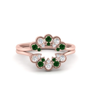 pear-shape-diamond-solitaire-ring-enhancers-with-emerald-in-FD9724BGEMGR-NL-RG
