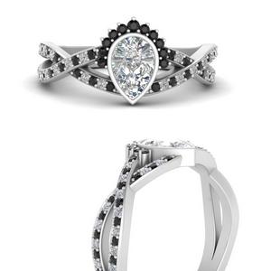 bezel-set-pear-split-band-crown-black-diamond-engagement-ring-in-FD9734PERGBLACKANGLE3-NL-WG