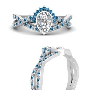 bezel-set-pear-split-band-crown-blue-topaz-engagement-ring-in-FD9734PERGICBLTOANGLE3-NL-WG