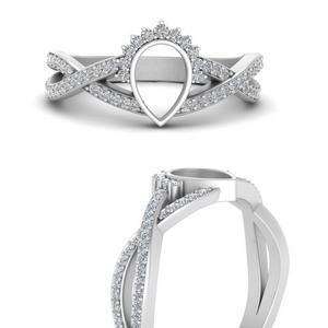 bezel-set-semi-mount-split-band-crown-diamond-engagement-ring-in-FD9734SMRANGLE3-NL-WG