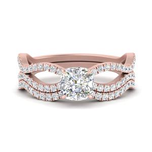 cushion-cut-vintage-twisted-diamond-bridal-ring-set-in-FD9749CU-NL-RG