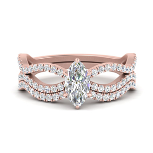 marquise-cut-vintage-twisted-diamond-bridal-ring-set-in-FD9749MQ-NL-RG