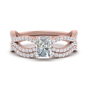 radiant-cut-vintage-twisted-diamond-bridal-ring-set-in-FD9749RA-NL-RG