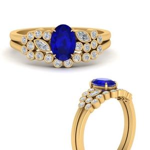 sapphire-bezel-wedding-ring-set-in-FD9777OVGSABLANGLE3-NL-YG-GS