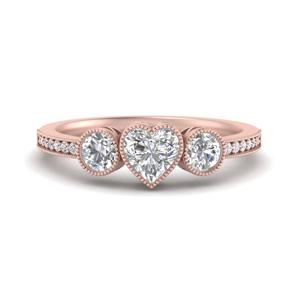3-stone-heart-shaped-art-deco-bezel-set-diamond-engagement-ring-in-FD9800HTR-NL-RG