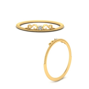 thin-band-for-solitaire-engagement-ring-in-FD9810BANGLE3-NL-YG