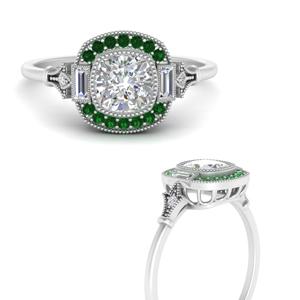 art-deco-halo-cushion-emerald-engagement-ring-in-FD9815RORGEMGRANGLE3-NL-WG