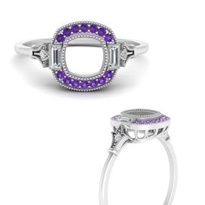 art-deco-halo-semi-mount-purple-topaz-engagement-ring-in-FD9815SMRGVITOANGLE3-NL-WG