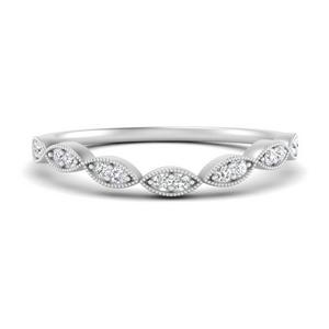 Women Diamond Bands