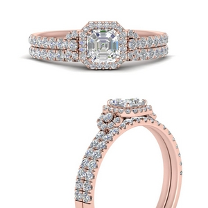 delicate-asscher-cut-halo-engagement-ring-with-diamond-matching-band-in-FD9821ASANGLE3-NL-RG